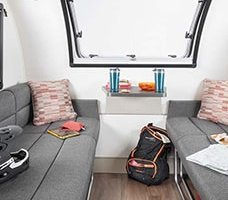 swift-basecamp-special-edition-fold-Table-Tamar-Caravan-Centre-plymouth