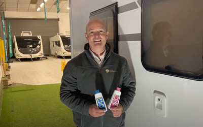 help and advice - cleaning and maintenance - Tamar Caravan Centre